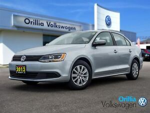 2013 Volkswagen Jetta BLUETOOTH, HEATED SEATS, ALLOY WHEELS, SUN