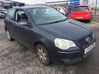 Volkswagen polo 2005 1.2 3dr