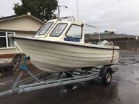 Alaska 500 fishing boat