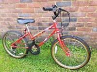 Cheap childs bike