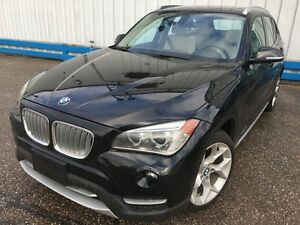 2013 BMW X1 xDrive 28i *LEATHER-SUNROOF*