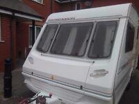 Very nice Swift Abbey 2 berth Caravan every thing you need.