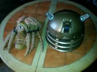 Dr who masks with slight damage