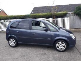 2009 Vauxhall meriva energy twinport facelift 1.4 petrol 12month mot mpv very clean cargreat runner