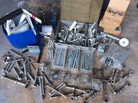 Ironmongery assorted