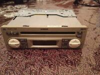 Brand new car CD player and Radio