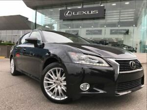 2013 Lexus GS 350 Technology Plus Pkg AWD Navi Backup Cam Sunroo