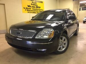 2007 Ford Five Hundred SEL Annual Clearance Sale!