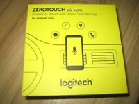 Zerotouch Smart Car Mount Voice Controlled App. Brand New