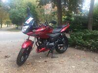 Honda CBF 125 3500 miles