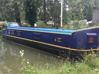 45ft narrow boat