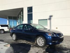 2014 Honda Accord EX-L V6*Leather, Front and Rear Heated Seats*