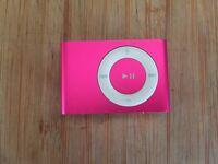 Apple Ipod shuffle pink 1GB