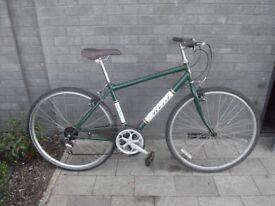 Hybrid city bicycle