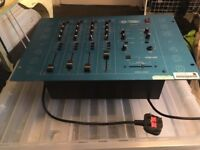 FSM-400 Formula Sound Fixed Format Stereo Production Mixer Working