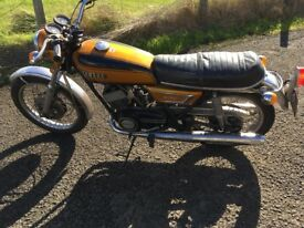 Classic motorcycles for sale