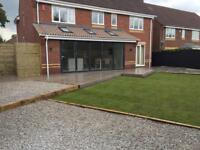 Iscape Garden Solutions./Landscaping/ Slabbing/Decking/Lawns/ Artificial Grass/ Fencing and More.