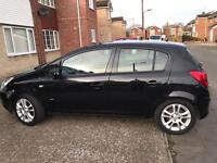 Vauxhall corsa SXI 1.2 16v 2008 5dr (with new timing belt)