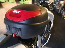 Givi top box helmet box