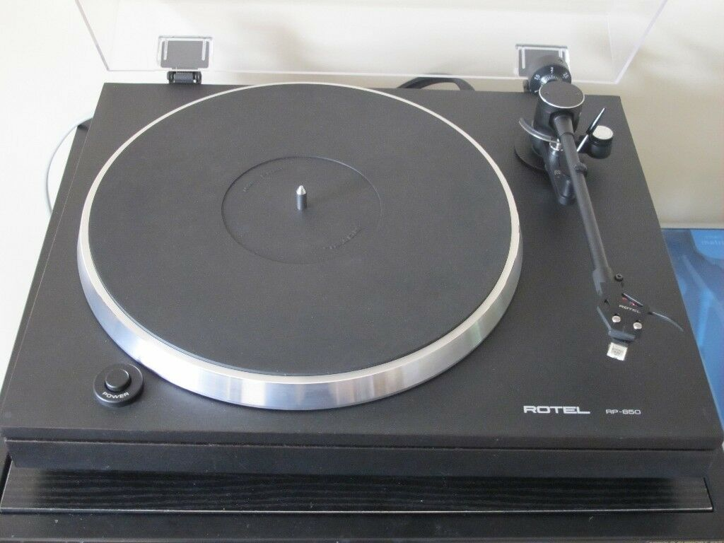 Rotel Rp 850 Turntable In Hereford Herefordshire Gumtree