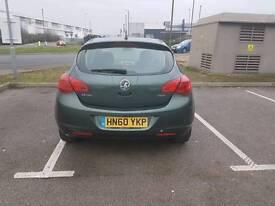 Vauxhall Astra 1.7 TDI ecoflex £30 tax