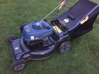 Petrol lawn mower in great condition