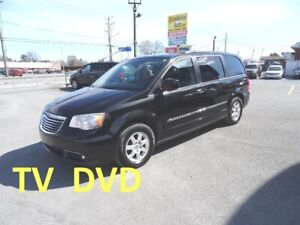 2012 Chrysler Town & Country Touring  TV DVD  TOIT OUVRANT