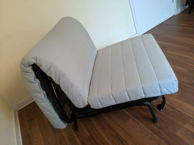Sofabed Single Futon Ikea Lycksele