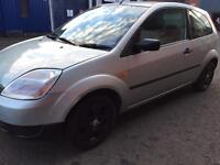 (((LOW INSURANCE ))) FORD FIESTA 1.2 * MOT-1 FULL YEAR *F/S/H* 3 DRS HATCHBACK*EXCELLENT CONDITION**