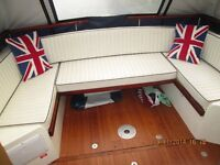 Birchwood 25 executive boat
