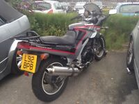 Kawasaki GPZ 500s 1993 spares or repair