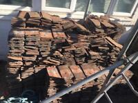 Used roof tiles Clay