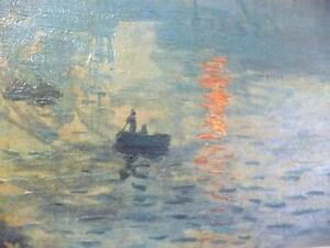 "Claude Monet ""Sunrise, An Impression"" Painted 1872 Art Print Stratford Kitchener Area image 4"
