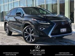 2016 Lexus RX 350 EXECUTIVE PACKAGE