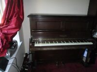 Desireable Spencer of London Piano -