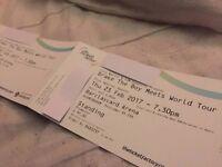 x2 Drake: BOY MEETS WORLD tour - BIRMINGHAM 23rd FEBRUARY