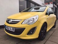 Vauxhall Corsa 1.3 CDTi ecoFLEX 16v Limited Edition 3dr (a/c) ONLY £20.00 PER YEAR ROAD TAX