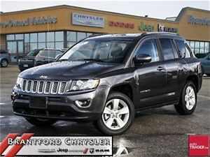 2016 Jeep Compass High Altitude ~ Leather ~ Sunroof ~ Power Driv