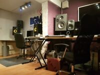 Recording studio available Central London
