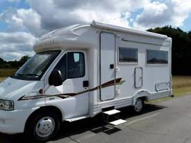 Autocruise Starspirit, Low profile, 2 berth 2004
