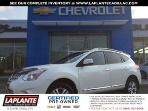2012 Nissan Rogue Heated Seats-Pearl White