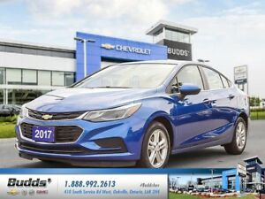 2017 Chevrolet Cruze LT Auto 0% for up to 24 Months OAC !