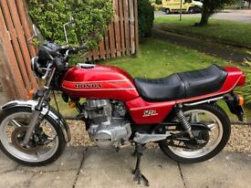 HONDA SUPERDREAM 250 excellent original condition