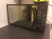 Microwave Russell Hobbs Digital 700w - Black