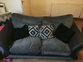 Large 3 seater & 2seater couch