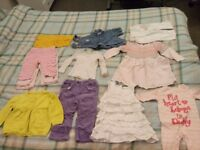 BIG BOX BABY GIRL NEW CLOTHES (0 MONTHS TO 3 YEARS OLD)