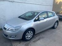 Vauxhall Astra 1.7 cdti , low miles , 1 owner , full mot