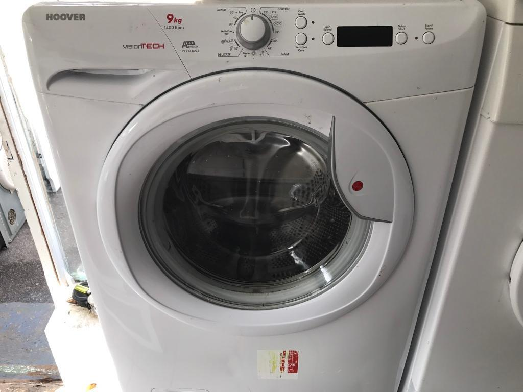 Hoover washing machine 💦