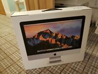 Brand New - Apple iMac 4k 2015 - 21.5inch screen, i5 CPU & 8GB RAM - Boxed & Unopened