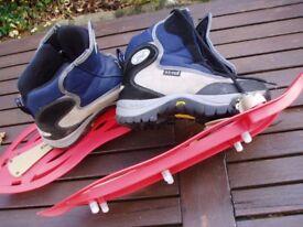 Raquettes (snow shoes)
